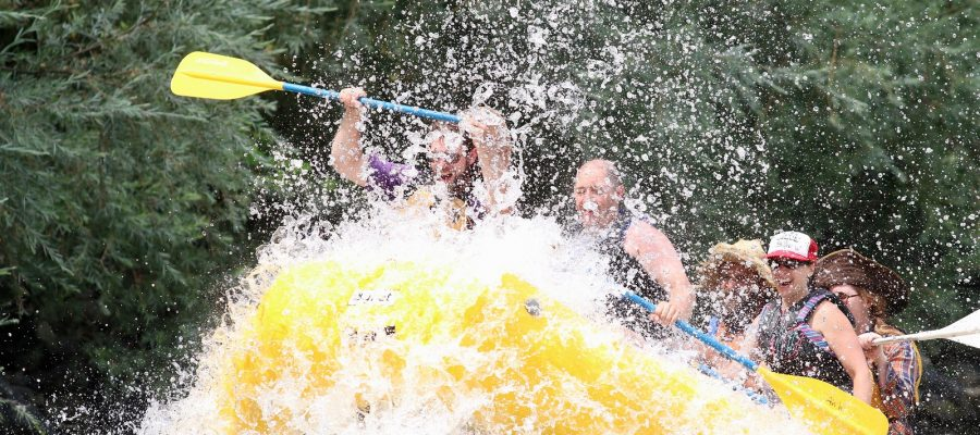 Bio Bio Expeditions guided rafting adventures