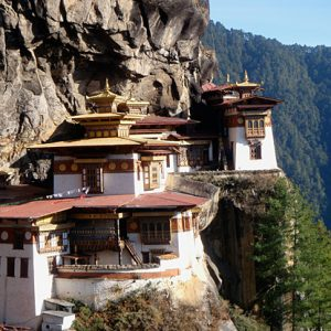 Bhutan, Nepal & India