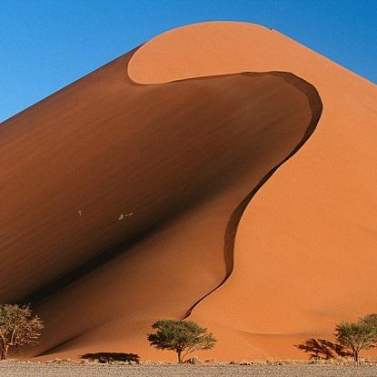 Namib Sunrise Dune