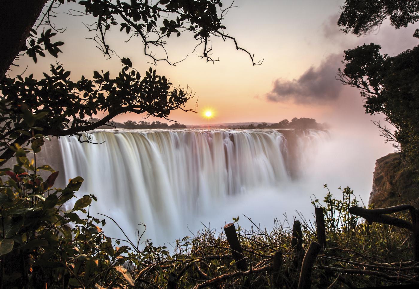 Victoria Falls - Africa Trip