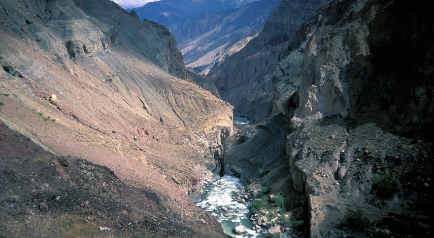 Cotahausi River Rafting Adventure Peru