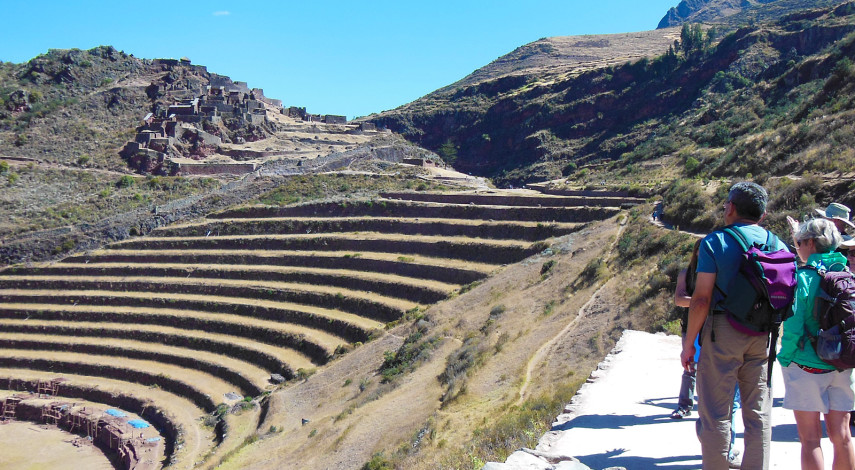 Ancascocha Trekking Tour – Trek the Andes | Explore Inca Ruins | Bike the Sacred Valley