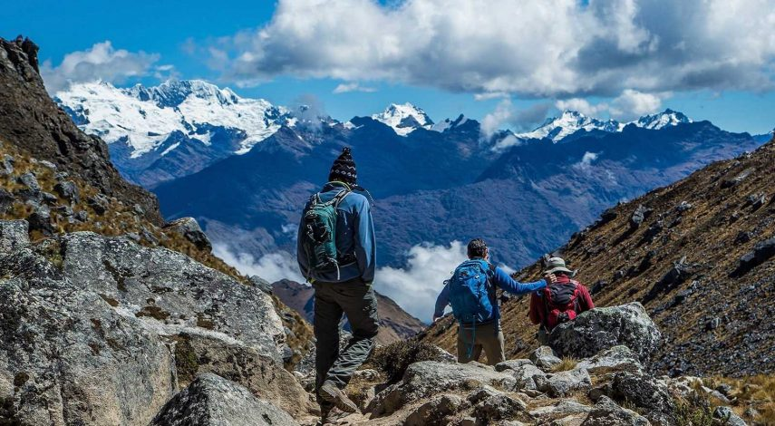 Salkantay Trekking Tour – Trekking | Ruins of Cusco | Bike the Sacred Valley