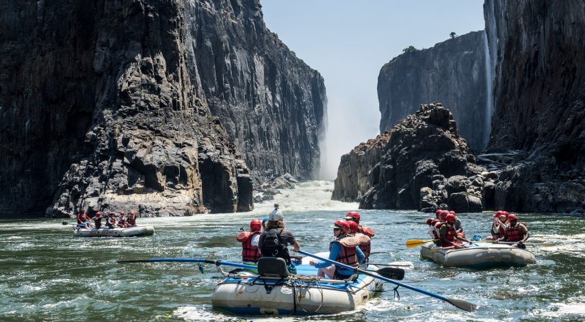 ZAMBEZI RIVER adventure