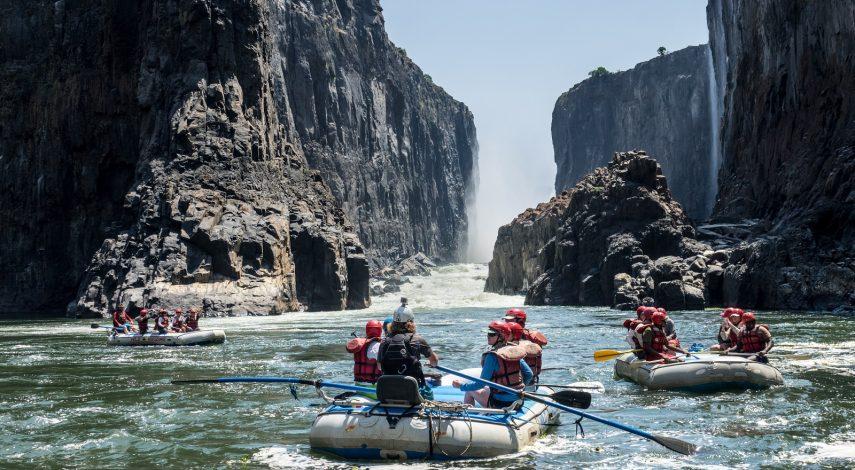 ZAMBEZI RIVER adventure