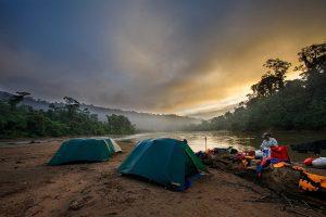 Tambopata River - Guided Rafting Trip